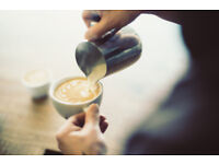 Full Time Specialty Coffee Barista for Busy Putney & Clapham Cafe