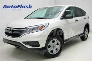 2016 Honda CR-V LX AWD *Camera*  Bluetooth *Sieges-chauffant