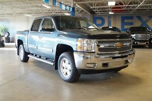 2013 Chevrolet Silverado 1500 LT, Z71, Trailer Package, Remote S