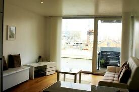 Stunning two bedroom canal side apartment, within this modern development in the heart of Islington