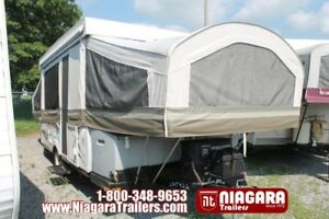 2010 Forest River Viking 2485SST Tent Trailer