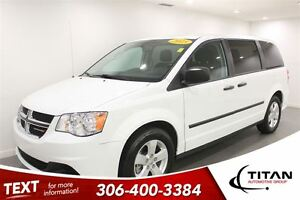 2015 Dodge Grand Caravan SE|Auto|Heated Mirrors|PST Paid!!