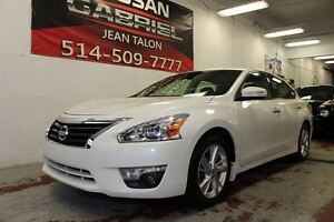 2013 Nissan Altima 2.5 SL ONE OWNER/NEVER ACCIDENTED/SUNROOF/NAV