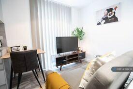 Studio flat in Shalesmoor Studio Fully Furnished + All Bills Inc, Sheffield, S3 (#1118474)