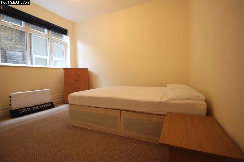 DOUBLE ROOM near SEVEN SISTERS Tube Station........only £130 per week!
