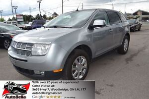 2007 Lincoln MKX GPS NAVI LEATHER PANORAMIC ROOF MA