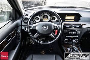 2012 Mercedes-Benz C-Class C250 4MATIC! Kingston Kingston Area image 10