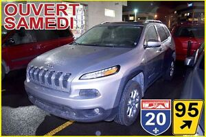 2014 Jeep Cherokee NORTH * V6 * 4X4 * HITCH