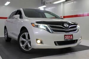 2014 Toyota Venza LIMITED AWD DON VALLEY NORTH ORIGINAL