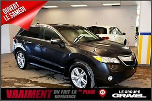 2014 Acura RDX TECH GPS CAMERA BLUETOOTH CUIR TOIT OUVRANT