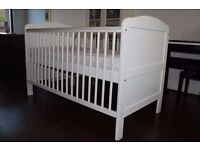 Toys R Us cot bed with mattress