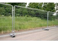 Used Temporary Site Fence Panels Wanted