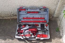 PORTA POWER CLARKE STRONG ARM SET IN BOX EXCELLENT CONDITION