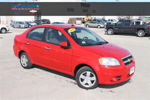 2010 Chevrolet Aveo LS *Low Kilometres * Sunroof *