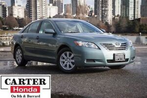2007 Toyota Camry Hybrid Base + NO ACCIDENTS + LOCAL + ONE OWNER