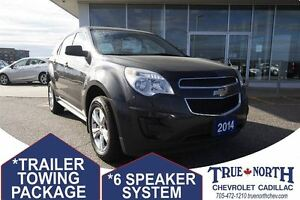 2014 Chevrolet Equinox LS AWD - TRAILER TOWING PACKAGE
