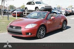 2011 Mitsubishi Eclipse Spyder GS CONVERTIBLE !!
