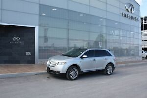 2013 Lincoln MKX Leather, Navigation. Moonroof One owner