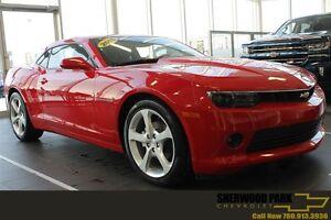 2015 Chevrolet Camaro LT RS| Sun| Nav| Prem Sound| R/V Cam| 20 R