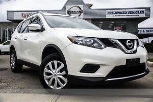 2015 Nissan Rogue S *Bluetooth|Rear view monitor|ECO*