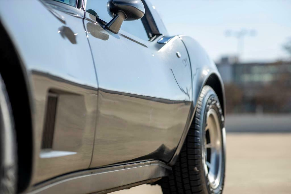 1981 Gray Chevrolet Corvette   | C3 Corvette Photo 8