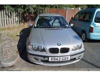 BMW e46 318i 2000 saloon for sale
