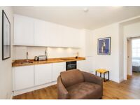 Short-let. Stunning, high spec & modern one bed in Islington N1 w/ bike storage + lots of lighting