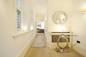 SHORT LET 3 Bed Flat AVAILABLE NOW Including All Bills in Kensington W8
