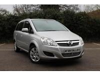 VAUXHALL ZAFIRA 1.8i Design 5dr ***LPG GAS CONVERSION++CAM BELT DONE*** (silver) 2011