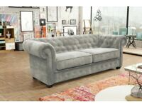 BRAND NEW CHESTERFIELD IMPERIAL 3+2 SOFA SET NOW IN STOCK