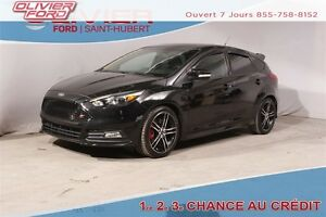 2015 Ford Focus ST  NAV TOIT CUIR CAMERA MAGS A/C