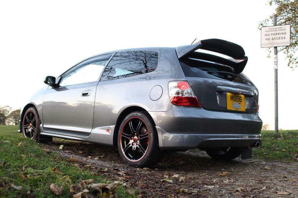 honda civic type r ep3 2005 in leeds west yorkshire. Black Bedroom Furniture Sets. Home Design Ideas