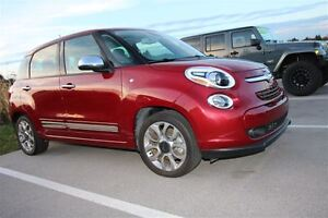 2015 Fiat 500L Lounge *AUTO/LEATHER*