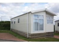 The Willerby Skye holiday home.