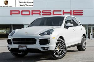 2017 Porsche Cayenne 1 OWNER, LEASING AVAILABLE, EXTENDED WARRAN