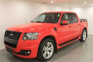 2010 Ford Explorer Sport Trac Adrenalin|AWD|Heated Leather|PST P