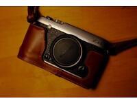 Fuji fujifilm X-E2 16.3MP Digital Camera with XF 18-55
