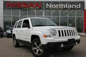 2016 Jeep Patriot Sport/North/Leather/Sunroof/USB/4WD