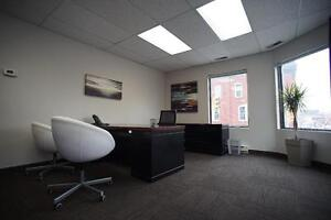 BYWARD MARKET - NEW Location. Offices by the hour!