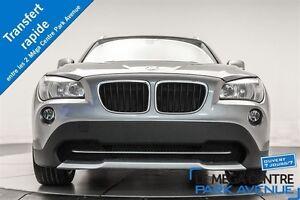 2012 BMW X1 28i * AWD * PROMO PNEUS D'HIVER * TOIT PANORAMIQUE