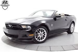 2012 Ford Mustang V6 CUIR  CONVERTIBLE