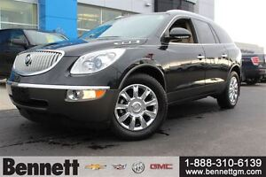 2011 Buick Enclave CXL -7 Seater with Heated Leather Seats + Sun