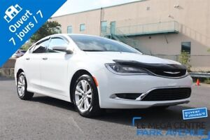 2015 Chrysler 200 Limited TRES BAS KM!!