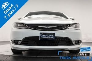 2015 Chrysler 200 S PADDLE SHIFT, BLUETOOTH
