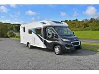 Motorhome for hire 4 Berth - special offers