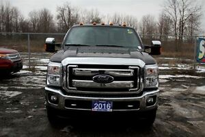 2016 Ford F-350 LARIAT DUALLY CERTIFIED & E-TESTED!**WINTER SPEC
