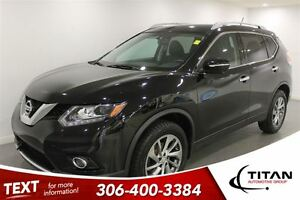 2015 Nissan Rogue SL|AWD|Heated Leather|Nav
