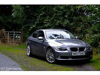 BMW E92 320i 2007 3 Series Coupe (not M3)
