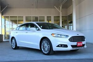 2016 Ford Fusion SE AWD 2.0 Leather Moon Save over $14000 from n