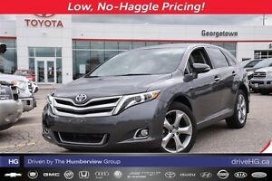 2015 Toyota Venza Ltd model V6 AWD with ECP and very low kilomet